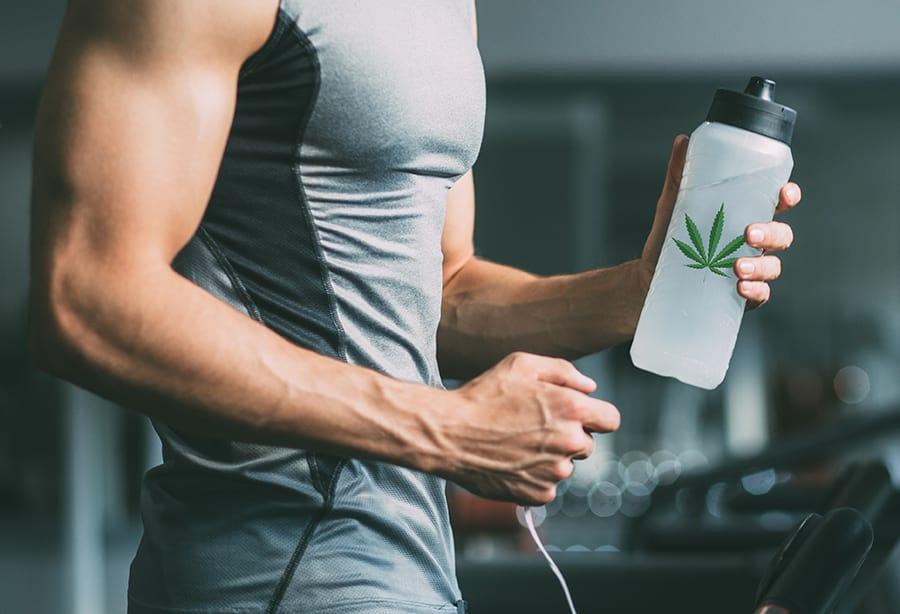 Cannabis e sport: tutti i benefici del CBD