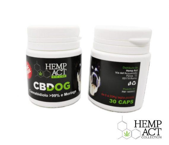 CBDOG Caps 0-20kg